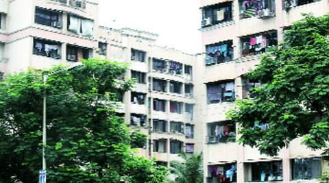The house where Arif Ejaz Majeed lived. ( Source: Express photo by Deepak Joshi )