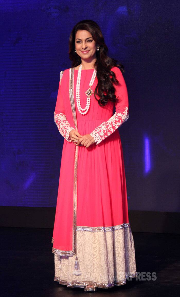Desi girls: Juhi, Raveena, Daisy, Parvathy | Entertainment