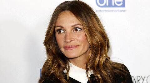 Julia Roberts: I don't consider myself really all that ambitious. (Source: Reuters)