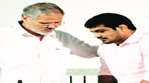 L-G Najeeb Jung said appointing wrestler Sushil Kumar as Delhi's brand ambassador will motivate the city's sportspersons. (Photo: Express Archive)