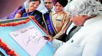 Talk of top 10 and throw last 20? No, great school teaches all, says Kalam
