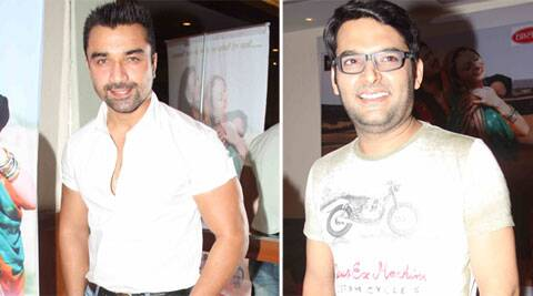 Kapil Sharma was accused by former 'Bigg Boss7' contestant Ajaz Khan of not airing his episode nor taking his calls.
