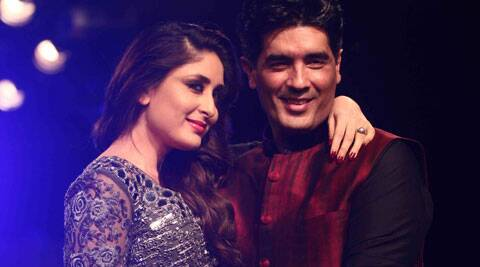 The grand finale of the Lakme Fashion week (LFW) 2014 was a memorable one as actress Kareena Kapoor who was the showstopper for designer Manish Malhotra looked classy and elegant in his creation. (Source: Varinder Chawla)