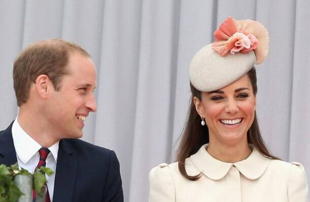Kate Middleton, Prince William's Belgium appearance