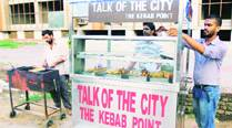 Local hotel management professional's venture on the wheels becomes talk of thecity