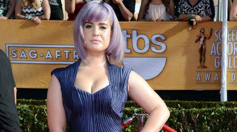 Kelly Osbourne has teamed up with Australian brand Jupi to create the collection for HSN.com. (Source: AP)