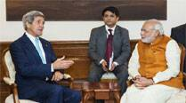 Obama looking forward to set 'ambitious new agenda' with Modi: JohnKerry