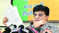 Cops claim proof of Somaiya assaulting officer, may quiz him