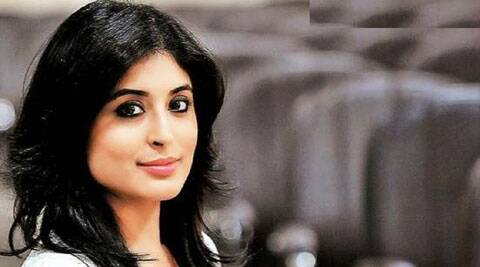 Kritika Kamra hosts  MTV Webbed 2.