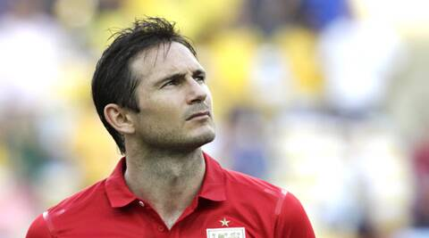 A statement was released on Tuesday in which Lampard said that he has taken the decision to retire from international football. (Source: AP)