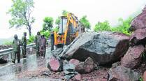 GSI team takes stock after landslides near Sinhgad