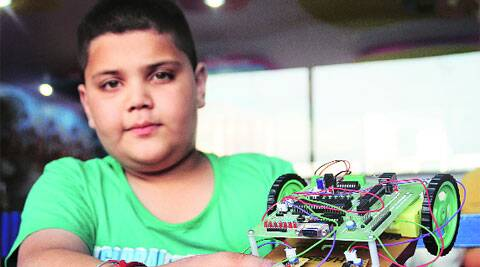 9-year-old whiz kid among I-Day honour recipients | Cities