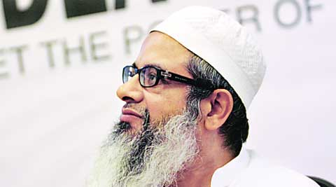 Madani has cited the refusal of the Delhi Police to give him a bulletproof car while returning from Deoband, forcing him to return to Delhi after the end of the Ramzan month without security.