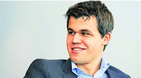 Magnus Carlsen of Norway suffered a shock loss to Arkaditsch Naiditsch of Germany.