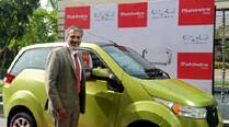 Mahindra launches premium version of e2o