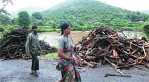 Mass funerals in Malin: 1.2-lakh kg wood, 3,500 litre kerosene, old tyres used to light pyres