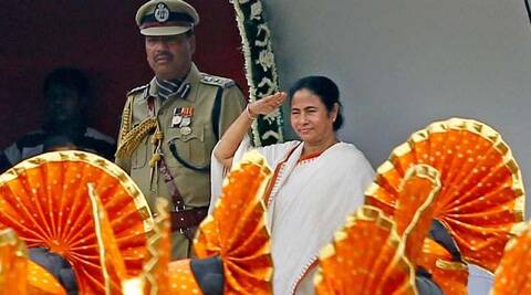 In Kolkata, Chief Minister Mamata Banerjee unfurled the tricolour on Red Road and received a guard of honour from the Kolkata police.