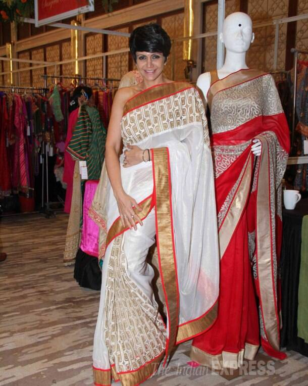 Kajol, Tanisha, Mandira step out for a cause