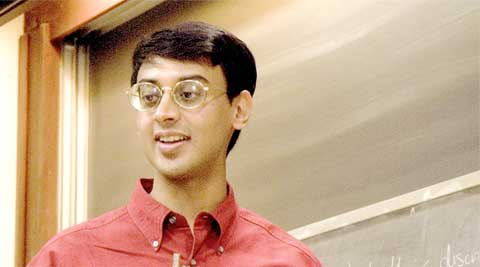 Manjul Bhargava, a professor of mathematics at Princeton University, was among the four winners who have been awarded the Fields Medal.