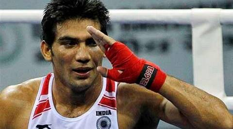 Manoj Kumar won gold at the 2010 Commonwealth Games (Source: AP)