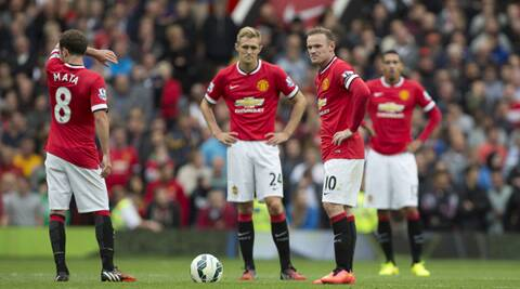 Manchester United finished seventh in the Premier League in May (Source: AP)