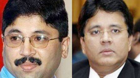 Aircel-Maxis case: Maran brothers appear in court, move bail pleas