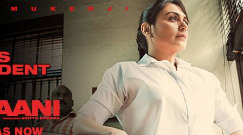 Movie Review: Mardaani: As Shivani Shivaji Roy, a Mumbai Crime Branch cop, Rani Mukerji plays it straight. That makes her largely believable, which is crucial to our being able to take the film seriously.