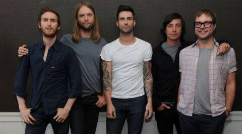 Image result for maroon 5'