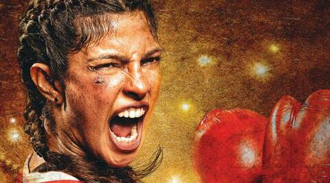 The movie is a biopic on Olympic bronze medallist boxer M.C. Mary Kom.