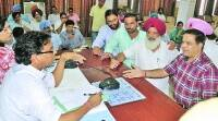 MC commissioner abused us at sangat darshan: Councillors