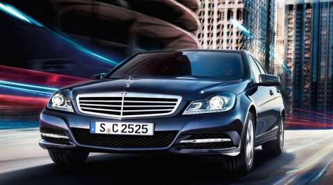 Mercedes Benz C-Class is one of best products from company's stable. (Image: CarDekho)