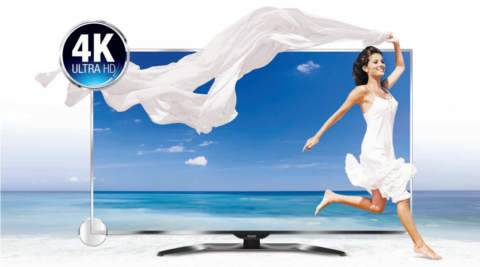Mitashi 4K UHD LED TV