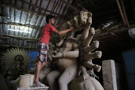 India gears up for Ganesh Festival