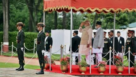 Narendra Modi visits Nepal, promises closer ties
