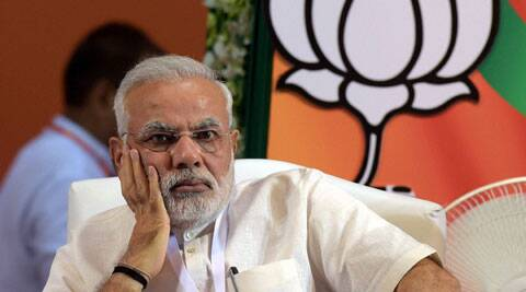 PM Narendra Modi said the government is willing to take along all anti-corruption forces, political parties in its fight to end graft. (Source: PTI)