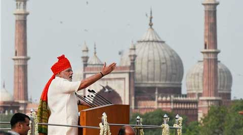 When he finished speaking, I found myself more moved than I have been by any other speech given from the ramparts of Red Fort.