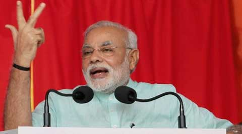 "Modi has a substantive agenda during the five-day trip which he hopes will ""write a new chapter""."
