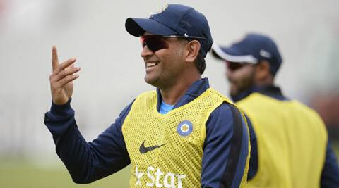 Mahendra Singh Dhoni wasn't provoked by questions on the local media's personal attacks on him, the ICC's inconsistency or his counterpart Alastair Cook's statement that he wouldn't ask James Anderson to shut up (Source: Reuters)