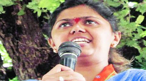 Munde's daughter likely to contest Assembly polls