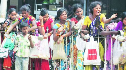 The 2011 Census of India just counted 2,275 beggars in Mumbai, the metropolis which is home to over 1.24 crore people.