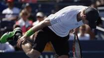 US Open: Cramping his style