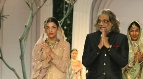 'Umrao Jaan' director Muzaffar Ali is returning to cinema after a long gap with another period drama 'RAQS - The Dance Withiin', whose first look he unveiled at the India Bridal Fashion Week .