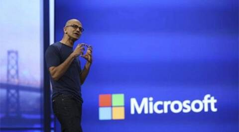 Nadella would be at least the second major tech executive to have visited the country as antitrust tensions simmer. (Reuters)