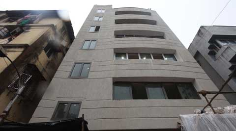 The Nariman House in Mumbai re-opened nearly six years after it was attacked by terrorists. (Source: Express photo by Vasant Prabhu)
