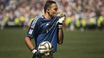 Keylor Navas seals 'dream move' to Real Madrid