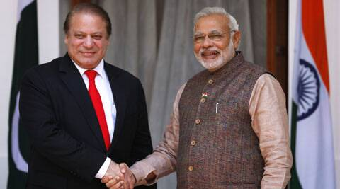 "Pakistan's interference in India's internal affairs ""not acceptable"", Foreign Secretary Sujatha Singh told Pakistan High Commissioner. (Source: AP)"