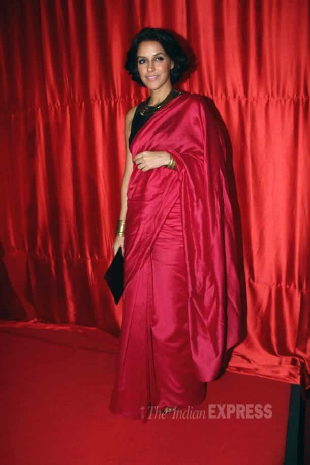 Neha Dhupia, Neha Dhupia birthday, Neha Dhupia sari looks, Neha Dhupia pregnant, Neha Dhupia wedding