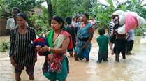 Nepal flood toll hits 101, fears of disease rise