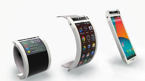 It is a phone and a watch rolled into one, quite literally.