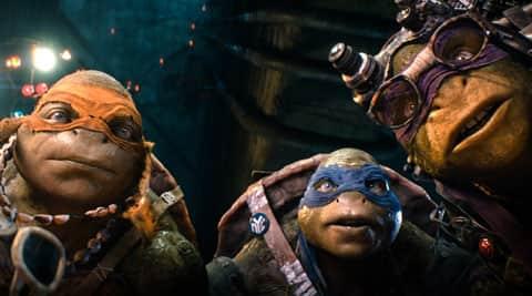 Teenage Mutant Ninja Turtles film review.